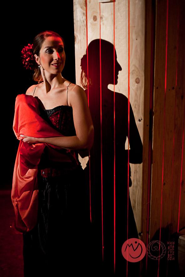 Lyric Hispanic - Magali Paliès, Loreto Azocar, Rémi Jousselme / Jean-Luc Paliès / Théâtre de St Maur / Mars 2013 © Marie Julliard